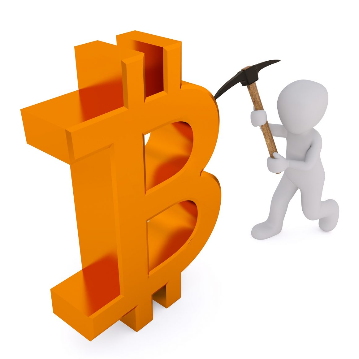 bitcoin trading mining